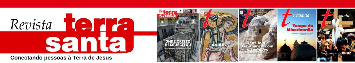 Revista Terra Santa Brasil