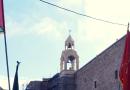 Ortodoxos celebram o Natal em Belém