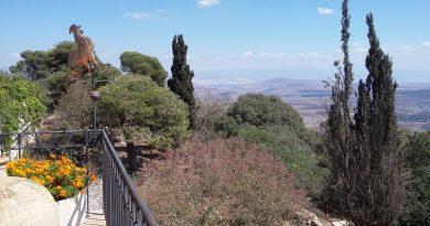 """""""Os sentidos da Terra Santa"""": paisagens e olhares sobre a terra de Jesus"""