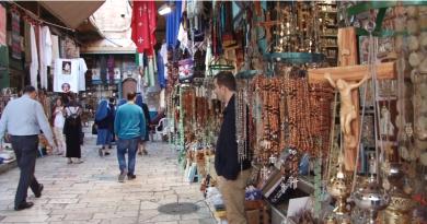 Status Quo e os lugares sagrados de Jerusalém