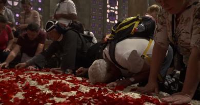 Celebração do Preciosíssimo Sangue na Basílica do Getsêmani