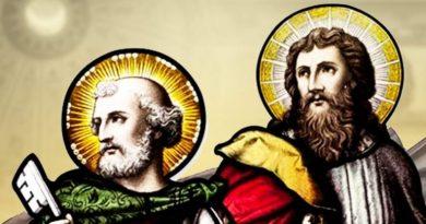 A Solenidade dos Santos Pedro e Paulo celebrada em Jerusalém